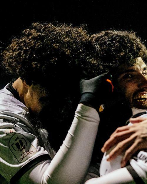 عملکرد والنسیا در جام حذفی اسپانیا