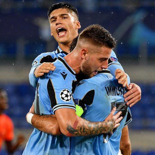 عملکرد لاتزیو در جام حذفی ایتالیا