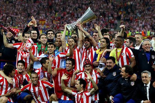 موفقیت های باشگاه اتلتیکو مادرید