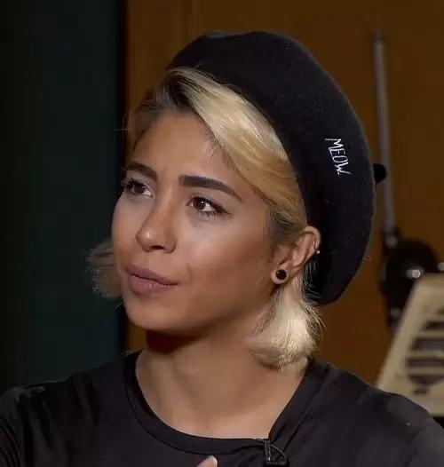 تفاوت رپر زن ایرانی در رپر زن خارجی در چیست؟