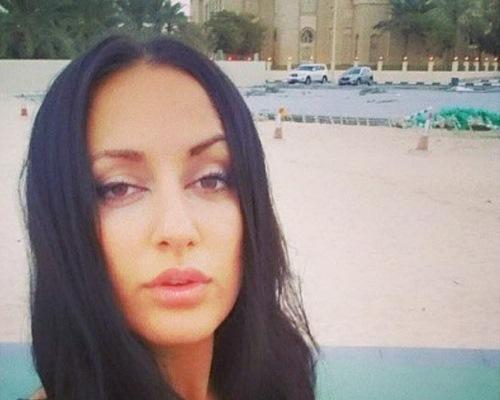 اینستاگرام نیکیتا سوسنی